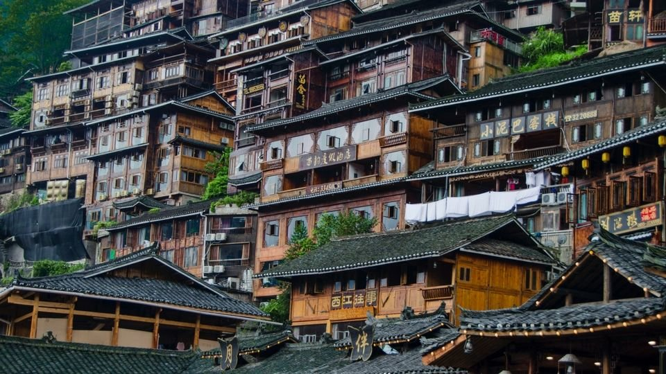 houses in china from unsplash compressor
