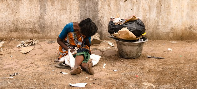 Praying For Women and Girls in Poverty