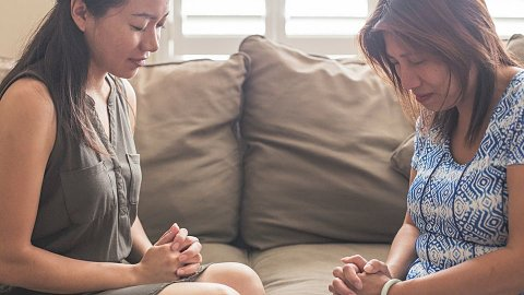 Praying for Women Affected by Domestic Violence